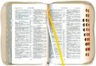"""БИБЛИЯ (048 zti, код 11.3, белая, красная фольга, """"сердце и крест"""")"""
