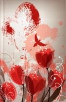 """БИБЛИЯ (048, код 34.02, илл., """"тюльпаны"""")"""